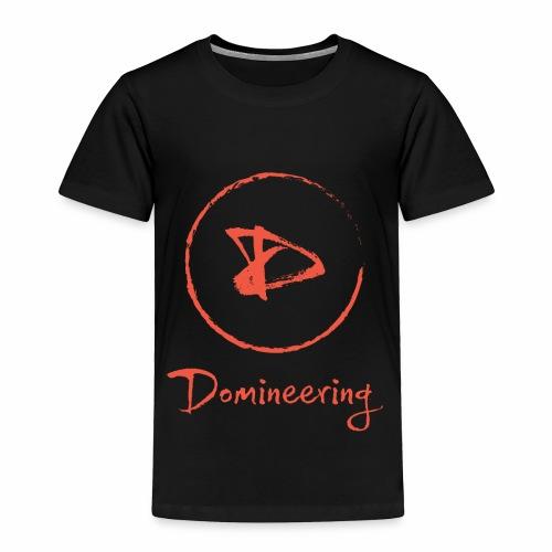 Domineering Channel - Toddler Premium T-Shirt