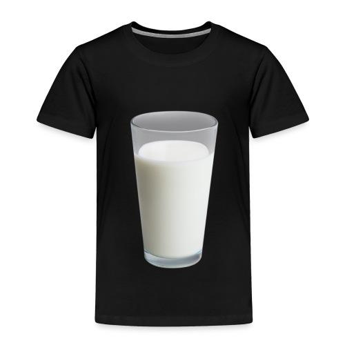 Milk On Shirt - Toddler Premium T-Shirt