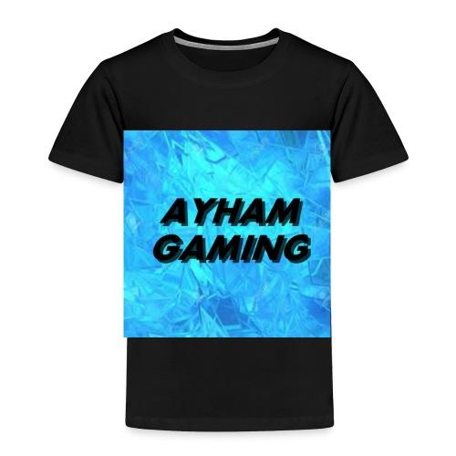 Ayham Gaming - Toddler Premium T-Shirt