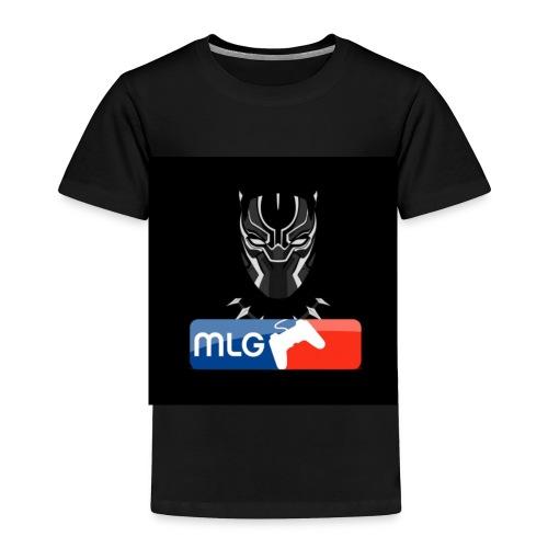 BlackPanther46MLG - Toddler Premium T-Shirt