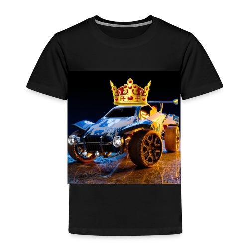 Rocketmasters logo - Toddler Premium T-Shirt