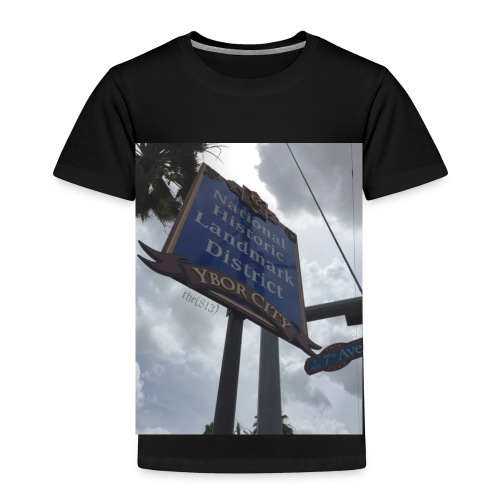 Ybor City NHLD - Toddler Premium T-Shirt