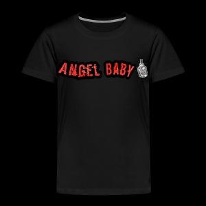 AngelBabyMusic Logo - Toddler Premium T-Shirt