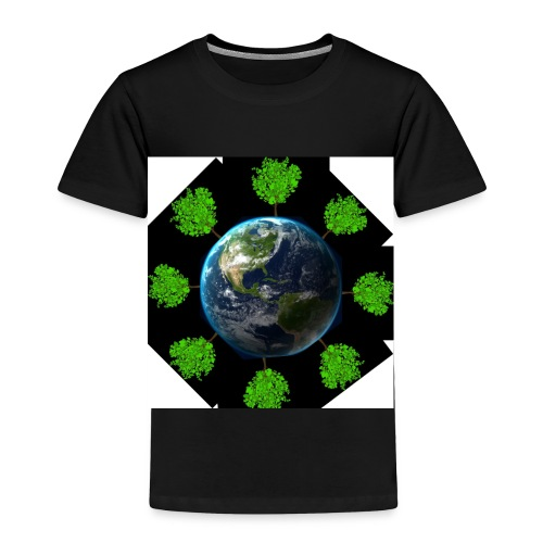 Oaktree world - Toddler Premium T-Shirt
