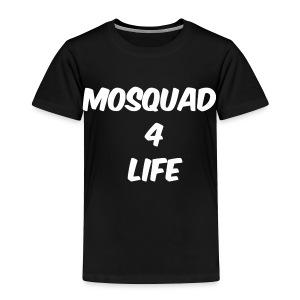 Mosquad t-shirt - Toddler Premium T-Shirt