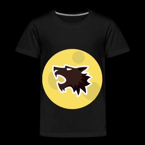 Werewolf Online Moonlight design - Toddler Premium T-Shirt