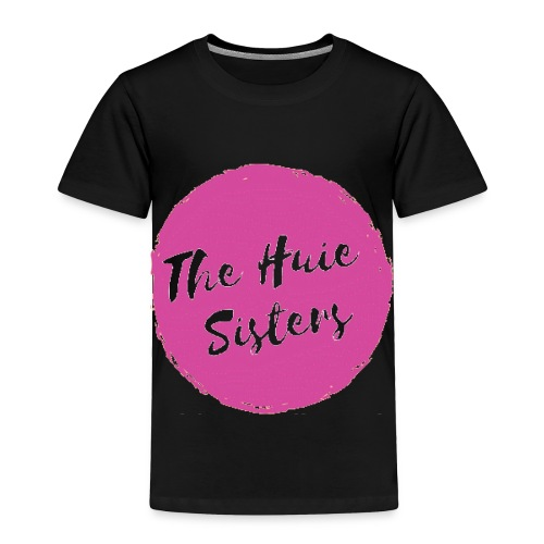 The Huie Sisters (Standard design) - Toddler Premium T-Shirt