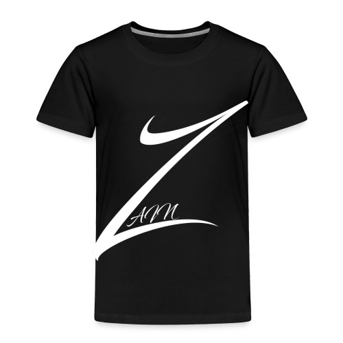 Zain's Logo - Toddler Premium T-Shirt