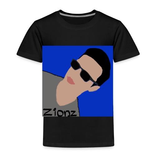 Zionz_Cartoon - Toddler Premium T-Shirt