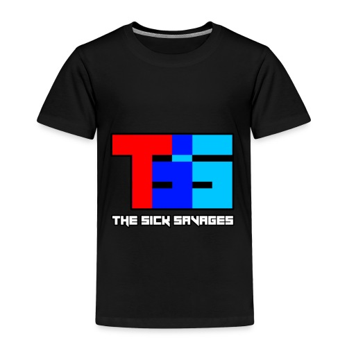 TSS Logo - Toddler Premium T-Shirt