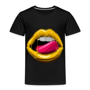 GOOD LIPZ - Toddler Premium T-Shirt