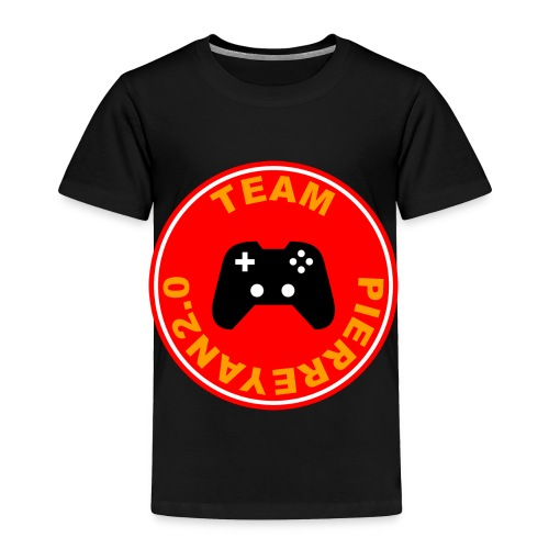 TeamPierreYan2.0 - Toddler Premium T-Shirt