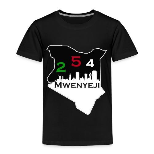 Mwenyeji Wa Kenya - Toddler Premium T-Shirt