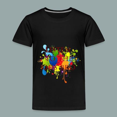 listen to the kids - Toddler Premium T-Shirt