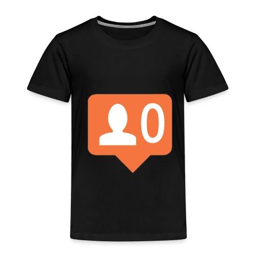 No Followers - Toddler Premium T-Shirt