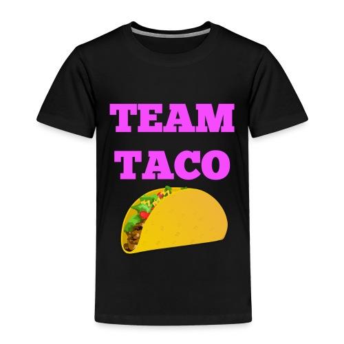 TEAMTACO - Toddler Premium T-Shirt