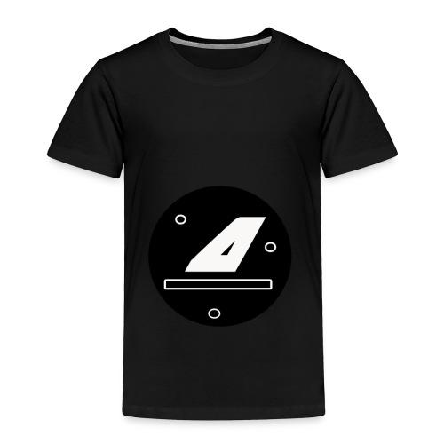 AntGamez Galaxy Logo - Toddler Premium T-Shirt