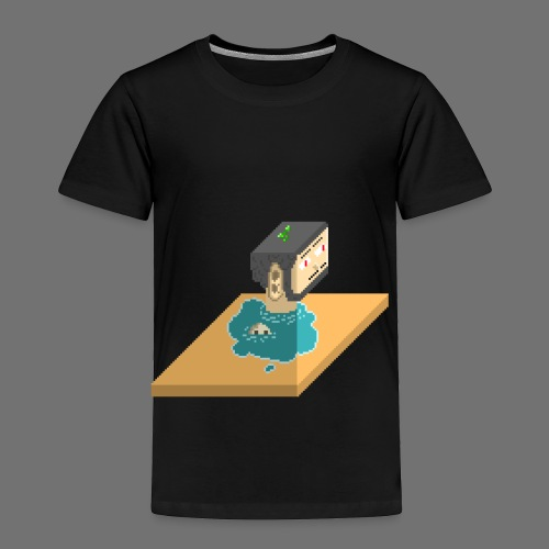 3D WillHead - Toddler Premium T-Shirt