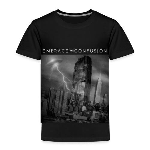 Embrace The UFO - Toddler Premium T-Shirt