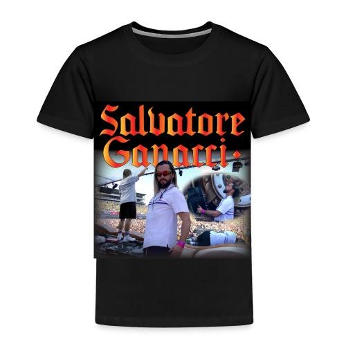 God Is a DJ - Toddler Premium T-Shirt