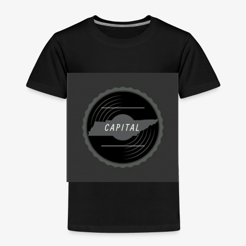 CAPITAL LOGO - Toddler Premium T-Shirt