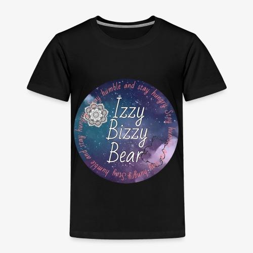 Izzy bizzy bear merch! - Toddler Premium T-Shirt