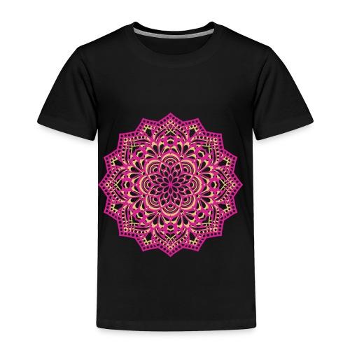 mandala Design - Toddler Premium T-Shirt