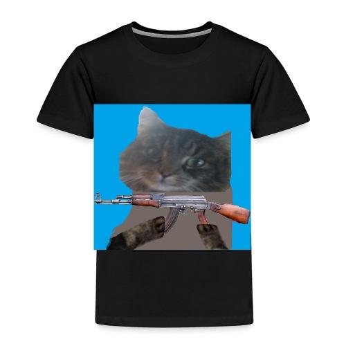 cat - Toddler Premium T-Shirt