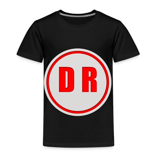 Tis is doctor c logo on youtube - Toddler Premium T-Shirt