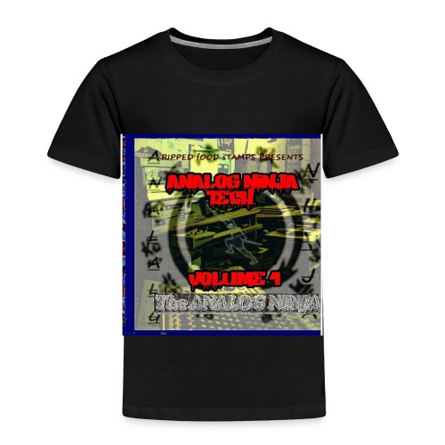 Analog Ninja Gear - Toddler Premium T-Shirt