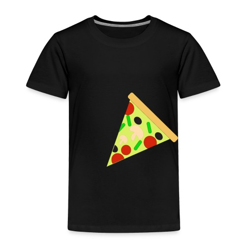 pizzza - Toddler Premium T-Shirt