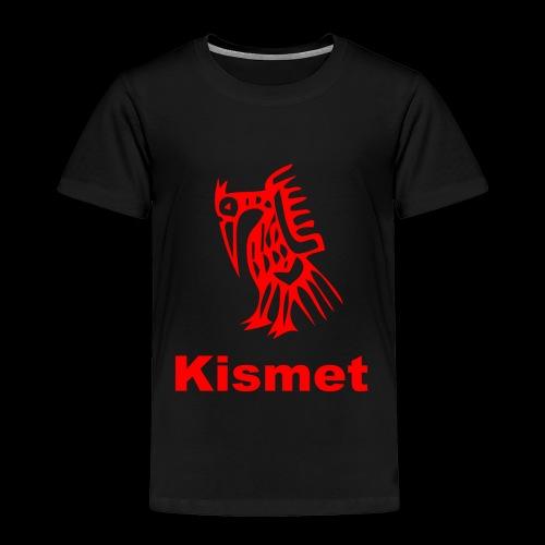 Kismet Thanksgiving design - Toddler Premium T-Shirt