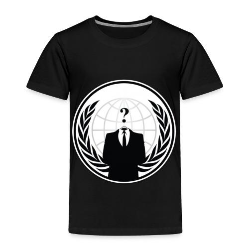 Anonymous Logo - Toddler Premium T-Shirt