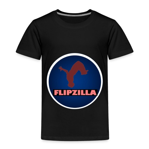 flipzilla - Toddler Premium T-Shirt