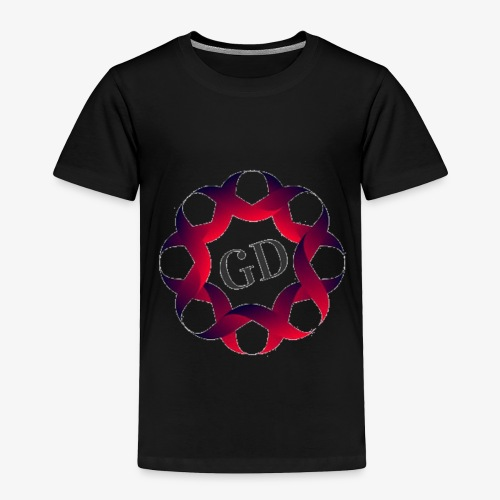 Dubz Large Logo - Toddler Premium T-Shirt