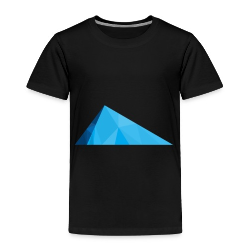 Glacier Ice logo - Toddler Premium T-Shirt