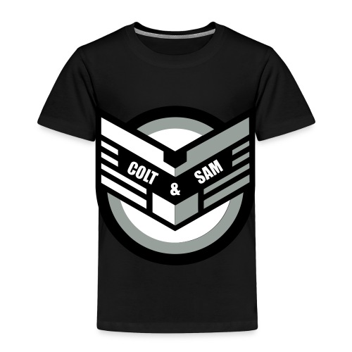 COLT AND SAM LOGO - Toddler Premium T-Shirt