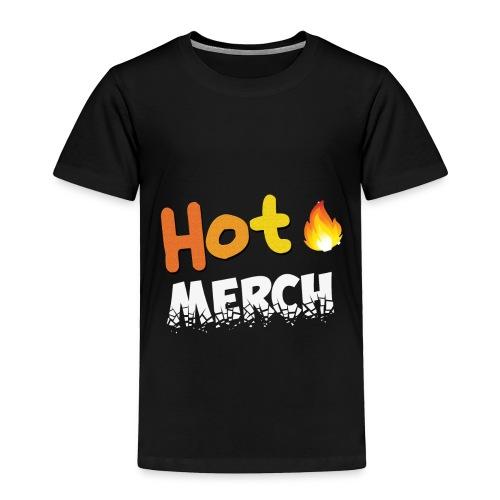All New Hot Merch Merchandise - Toddler Premium T-Shirt