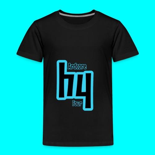 Original Hardcore 4 Design - Toddler Premium T-Shirt