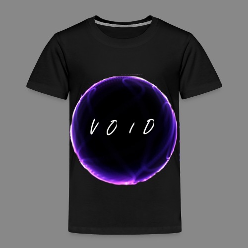VOID CIRCLE LOGO - Toddler Premium T-Shirt
