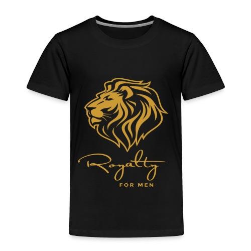Royalty_For_Men_Logo - Toddler Premium T-Shirt