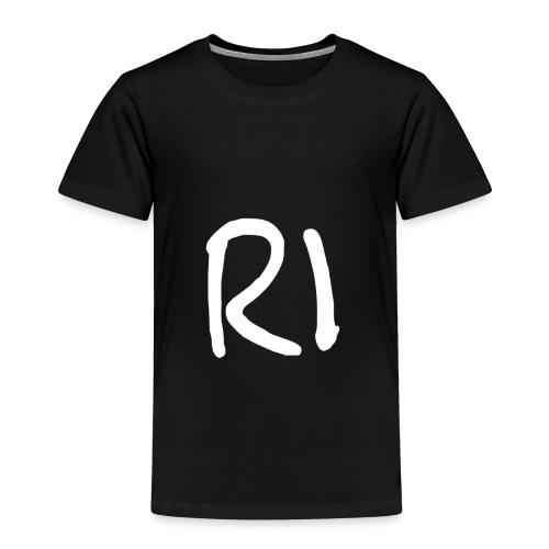Clean Design - Toddler Premium T-Shirt