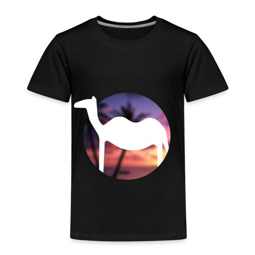 Aych Dee Logo - Toddler Premium T-Shirt