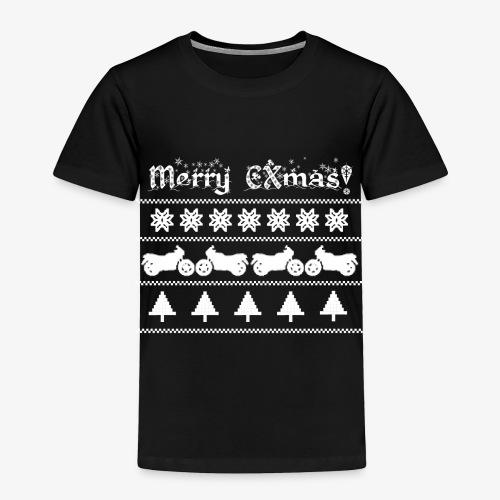 Merry CXmas! - Toddler Premium T-Shirt