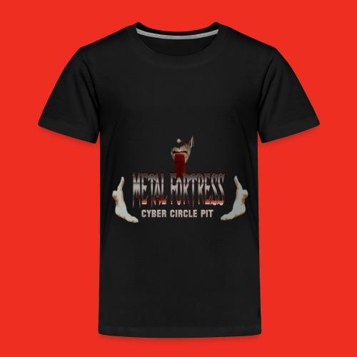 Metal Geezer Pic - Toddler Premium T-Shirt
