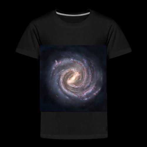 The Milky way - Toddler Premium T-Shirt