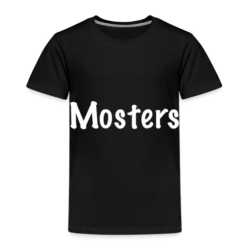 Mosters t-shirt - Toddler Premium T-Shirt