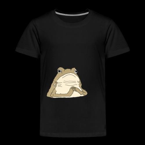 Final boss - Toddler Premium T-Shirt