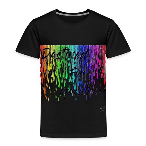 Follow My Drip - Toddler Premium T-Shirt