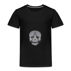 Apoxia Skull - Toddler Premium T-Shirt